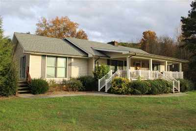 Single Family Home For Sale: 125 County Road 621