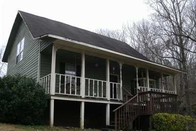 Cleveland Single Family Home For Sale: 399 Brown Drive SE