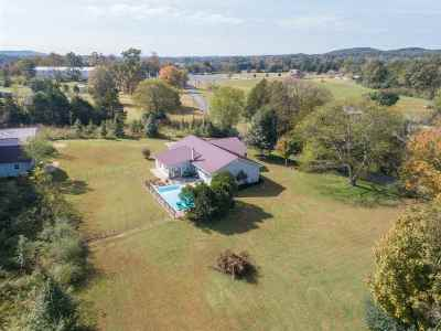 Charleston Single Family Home For Sale: 396 Old Eurekaroad NW