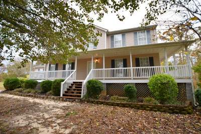 Soddy Daisy Single Family Home For Sale: 1830 Clift Eldridge Rd