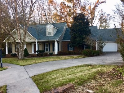 Cleveland Single Family Home For Sale: 3252 Post Oak Dr NW NW