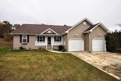 Dayton Single Family Home For Sale: 180 Windy Ridge