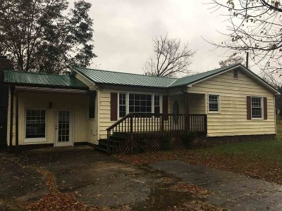 Englewood Single Family Home For Sale: 111 Sunset Avenue