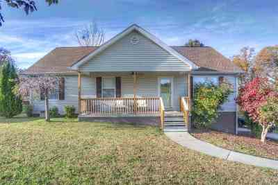 Cleveland Single Family Home For Sale: 279 Hollow View Dr