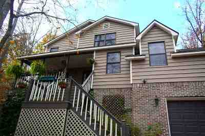 Cleveland Single Family Home For Sale: 391 Bent Tree Drive NW