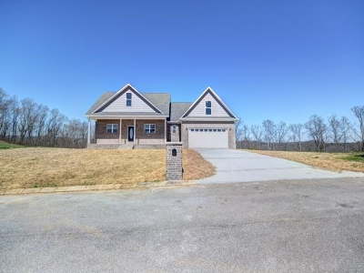 Dayton Single Family Home Contingent: 479 Overlook Drive