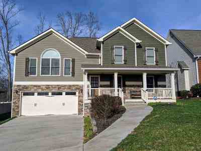 Timber Creek Single Family Home For Sale: 1851 Preservation Drive NE