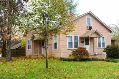 Athens Single Family Home For Sale: 212 Blount Street