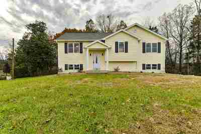 Single Family Home For Sale: 513 Hawkins Road