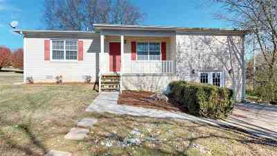 Calhoun Single Family Home For Sale: 675 Pinhook Road