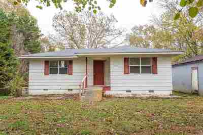 Georgetown Single Family Home For Sale: 2809 Old Highway 58