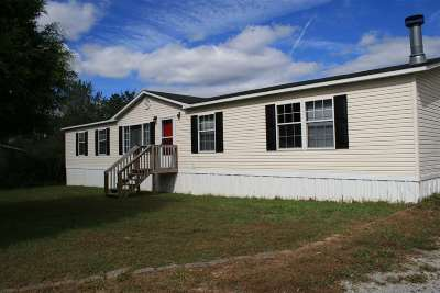 Single Family Home For Sale: 5513 Bunker Hill Road