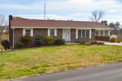 Cleveland TN Single Family Home For Sale: $179,900