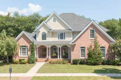 Hixson Single Family Home For Sale: 1715 Chippenham Drive