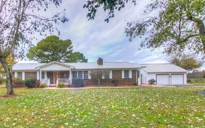 Cleveland Single Family Home For Sale: 470 Armstrong Road SE