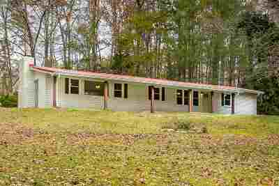 Single Family Home For Sale: 10636 High Point Road
