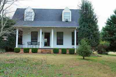 Etowah Single Family Home For Sale: 182 County Road 500