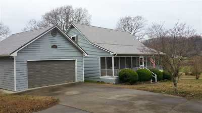 Cleveland Single Family Home For Sale: 248 Hickory Top Rd SE