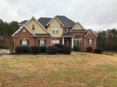 Single Family Home For Sale: 118 Windcrest Drive NW