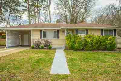 Hixson Single Family Home For Sale: 1610 Bagwell Avenue