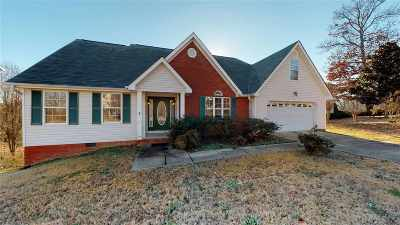 Single Family Home For Sale: 6636 Rolling River Road