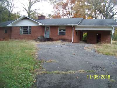 Sweetwater Single Family Home For Sale: 1415 Highway 11 N