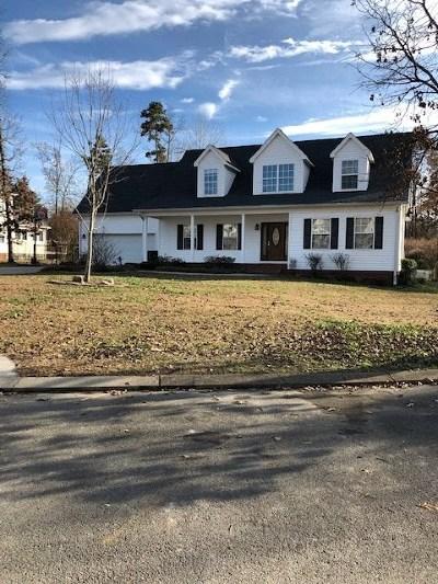 Benwood Single Family Home For Sale: 129 Dearmond Lane