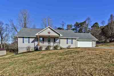 Decatur Single Family Home Contingent: 355 Robbies Lane