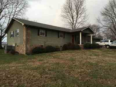 Etowah TN Single Family Home Contingent: $139,900