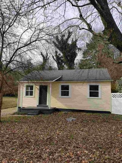 Athens Single Family Home Contingent: 306 Dixon Avenue