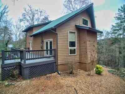 Tellico Plains Single Family Home For Sale: 623 Cane Creek Mountain Road