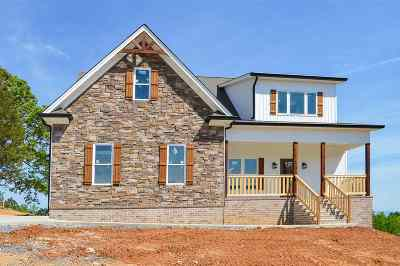 Cleveland TN Single Family Home For Sale: $384,900