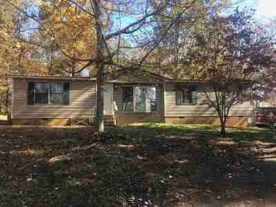 Cleveland Single Family Home For Sale: 724 McClure Road SE