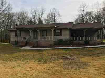 Riceville Single Family Home Contingent: 262 County Road 80