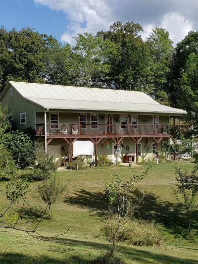 Single Family Home For Sale: 261 County Road 299