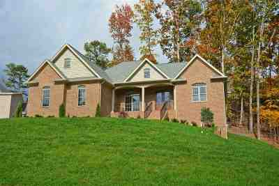 Cleveland Single Family Home For Sale: 704 Pembridge Circle NW