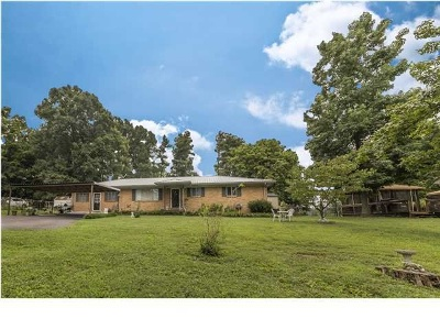 Cleveland TN Single Family Home Under Contract: $139,900
