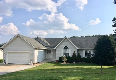 Cleveland Single Family Home For Sale: 121 Weatherford Drive NE