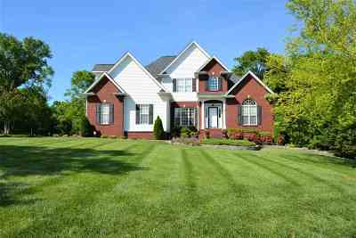 Single Family Home For Sale: 165 Drake Dr NW