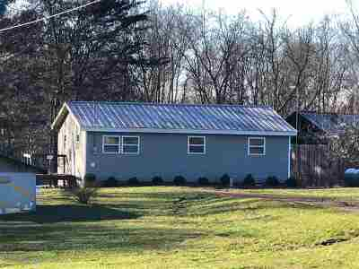 Pikeville Single Family Home For Sale: 184 Sullivan Road