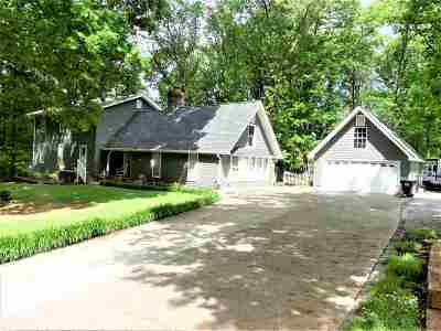 Single Family Home For Sale: 122 County Road 574