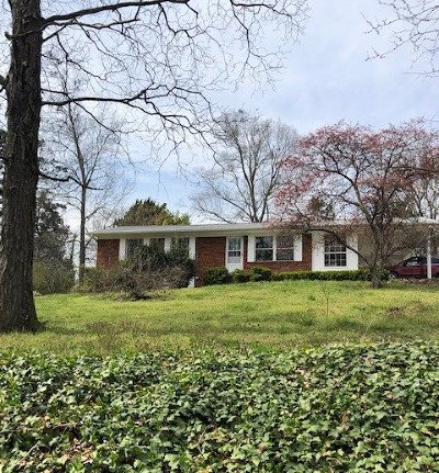 Charleston Single Family Home For Sale: 263 Union Grove Rd NE