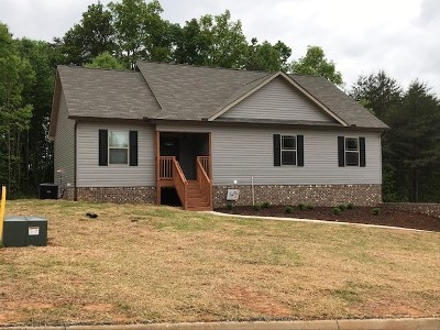 Etowah Single Family Home For Sale: 110 County Road 784