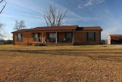 Madisonville Single Family Home For Sale: 1122 Cherokee Dr.