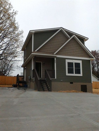 Athens Single Family Home For Sale: 221 Gliden St