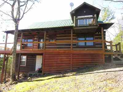 Tellico Plains Single Family Home For Sale: 109 Starrview Lane #The High