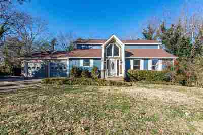 Single Family Home For Sale: 607 Timber Ridge Dr