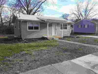 Cleveland Single Family Home For Sale: 1223 Church SE