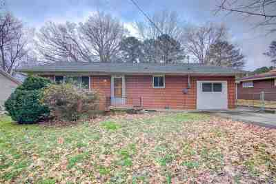 Cleveland Single Family Home For Sale: 1725 Westland Drive SW