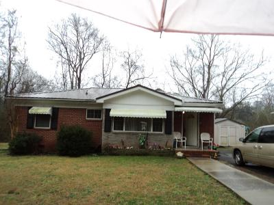 Cleveland Single Family Home For Sale: 1912 Clingan Drive